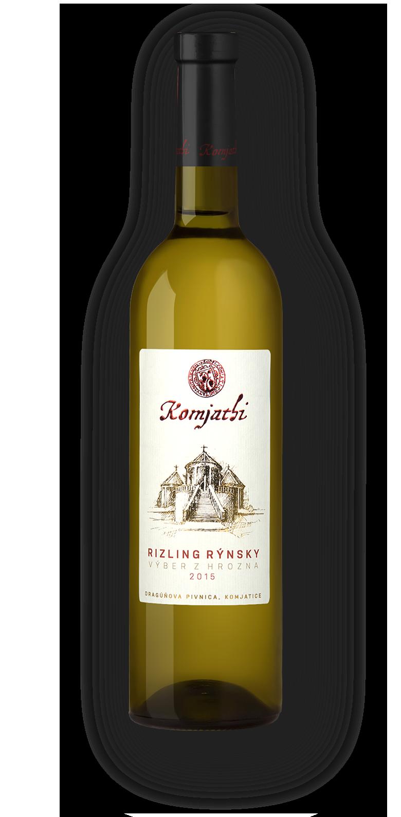 Komjatice, víno Komjatice, Rizling Rýnsky Komjathi