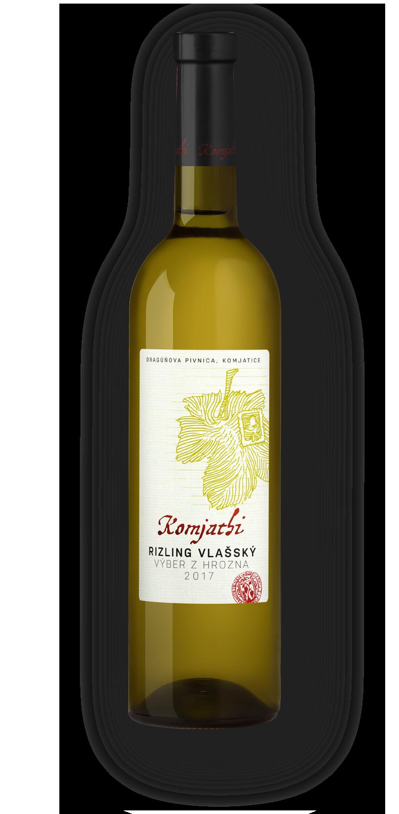 Komjatice, víno Komjatice,Rizling vlašský Komjathi